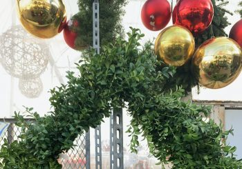 30% off all boughs, wreaths and garlands!